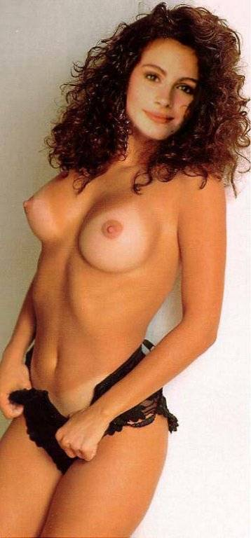 фото голая джулия робертс